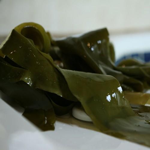 Водоросли для обертывания Ламинарии Японика Крупный Лист, 3 кг