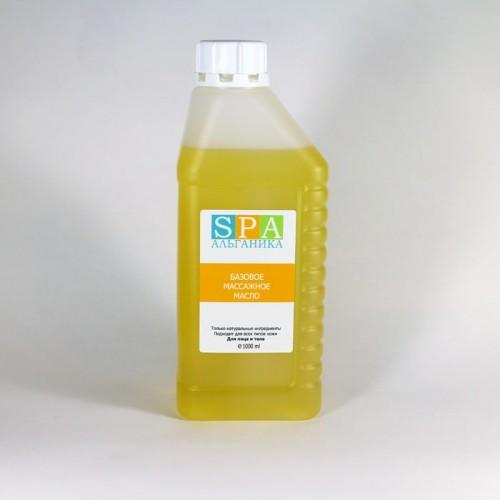 Базовое массажное масло 1 л