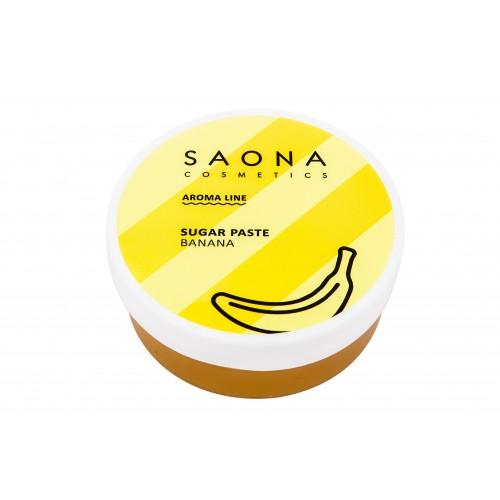 Паста для СПА шугаринга Банановая 200 гр